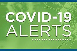 COVID alerts, large