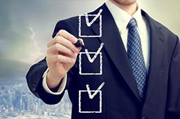 Checklist, large bottomline