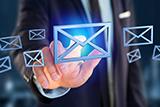 Email newsletter, small bottomline