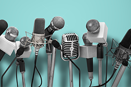 Microphones, large